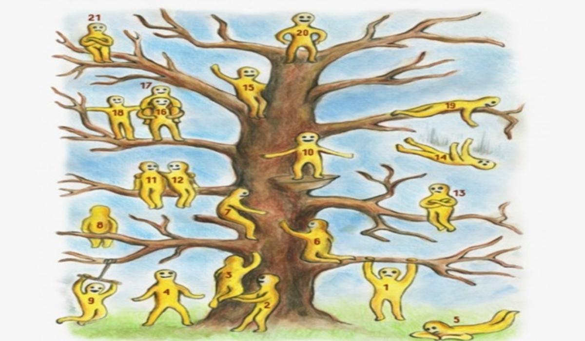 Érdekes Pszichológiai Teszt: Válassz 1 Embert a Képről, Ismerd Meg a Jelenlegi Lelki Állapotod!